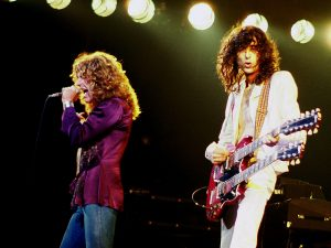 Led Zeppelin: Die Pioniere des Hard Rock