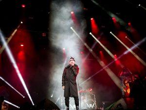 Marilyn Manson: Von der Lust am Auffallen